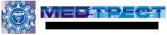 Медтрест - поставка комплектующих для медицинской техники, запасных частей и аксессуаров.